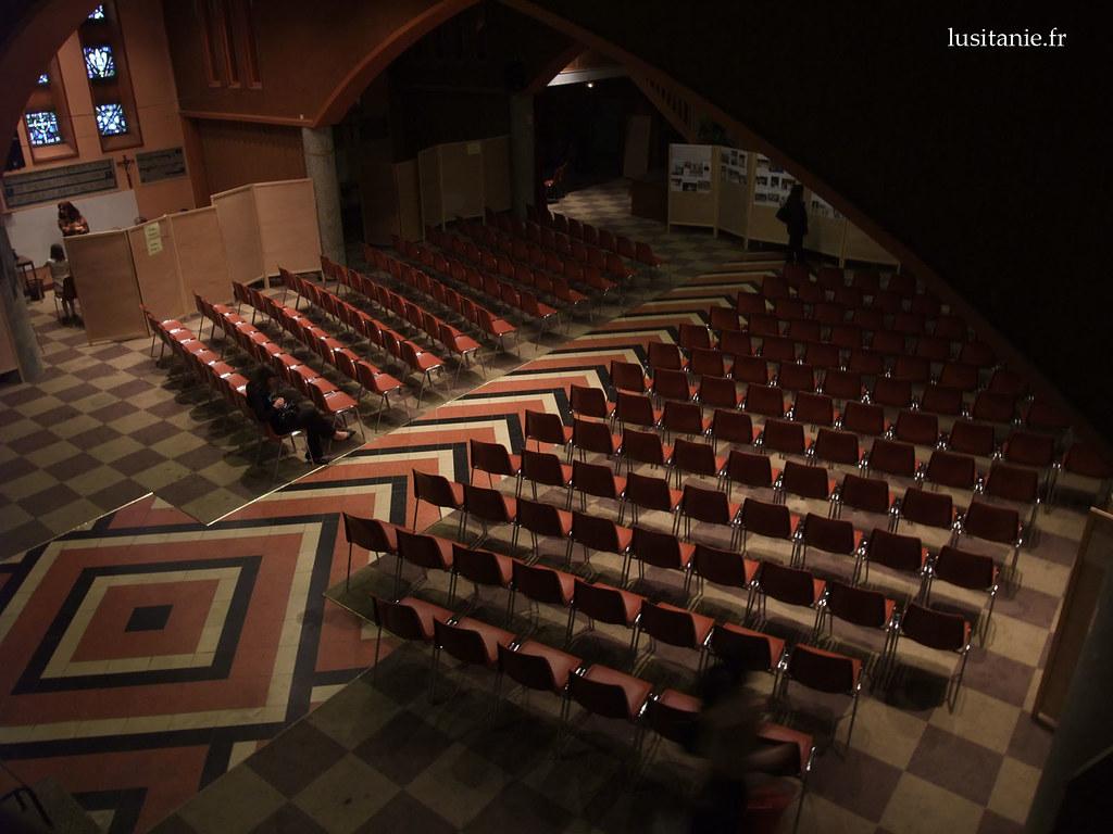 Chapelle au sous-sol