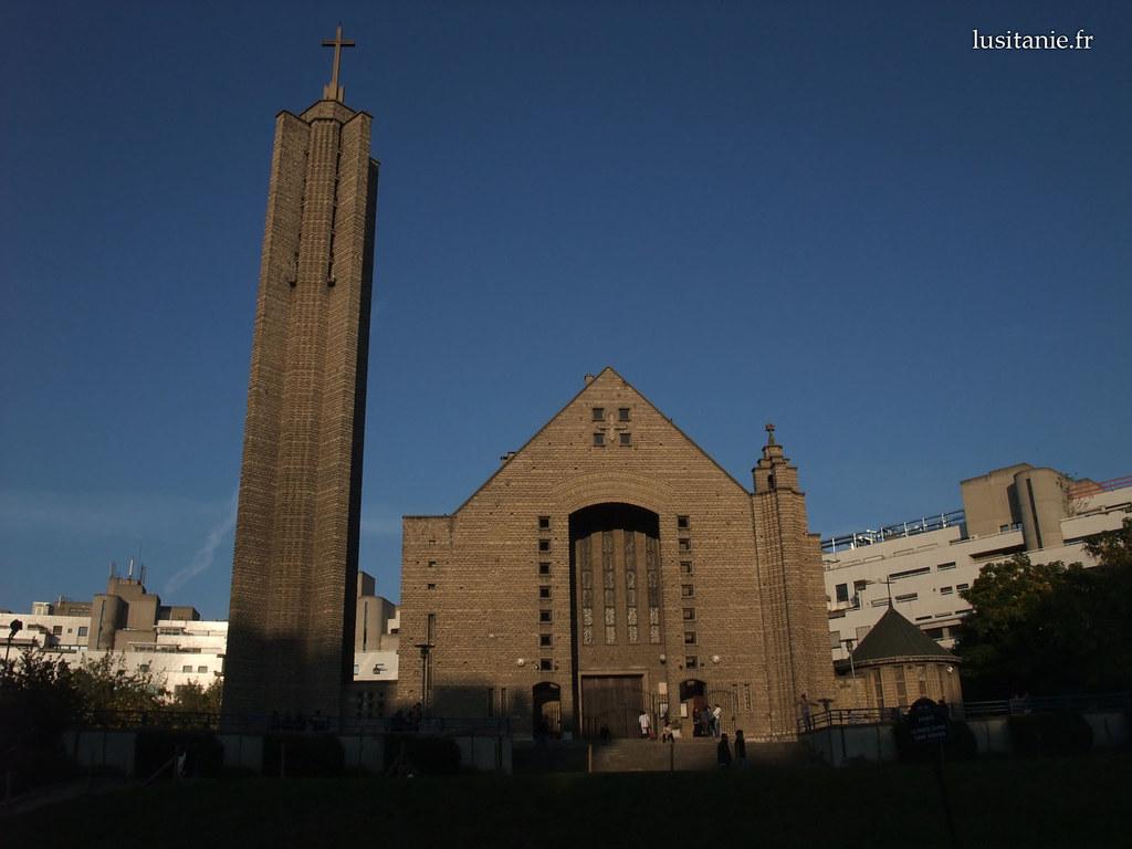 Notre Dame de Fatima, église Marie Médiatrice