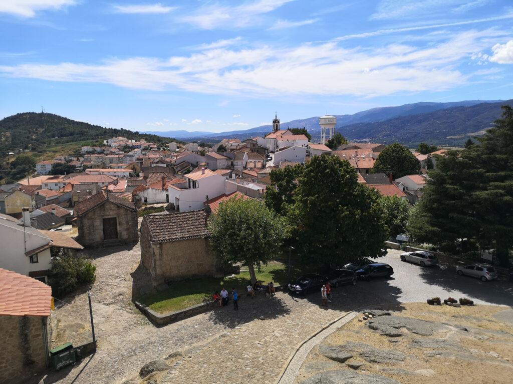 Ville de Belmonte