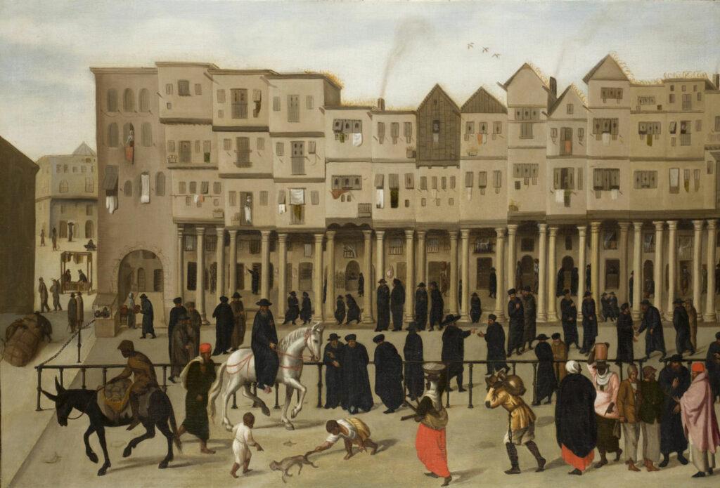 Lisbonne XVIe siècle