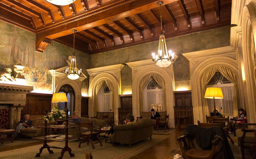 Salon Noble du Palais de Buçaco