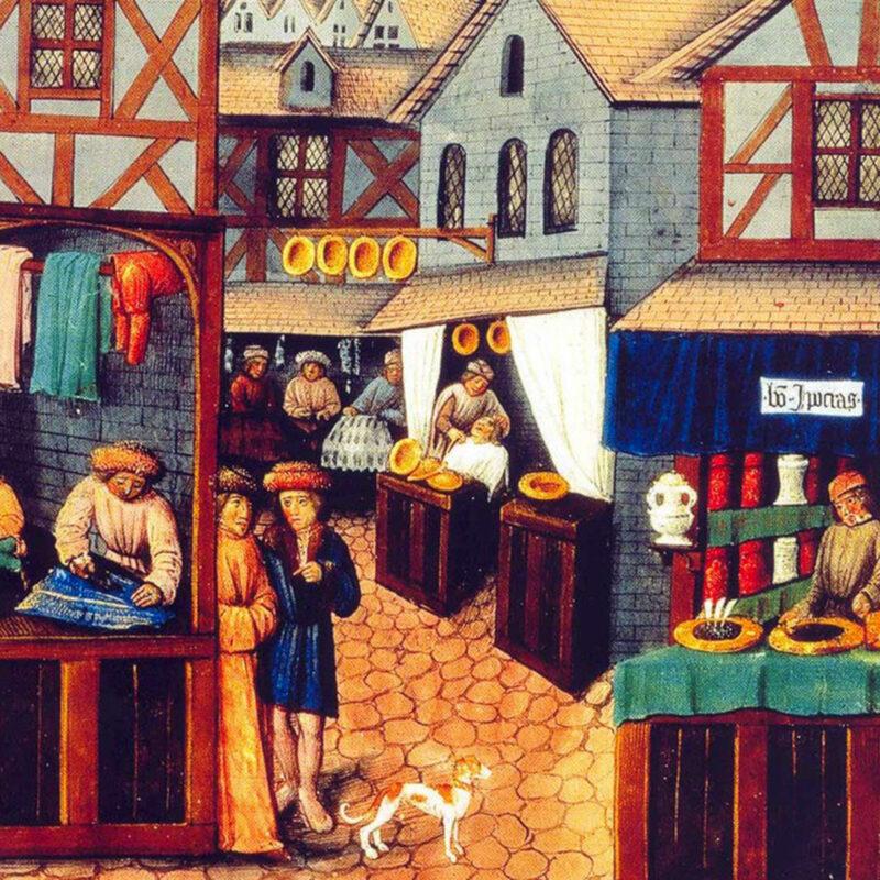Ville du Moyen Âge