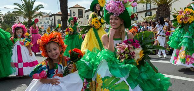 Festa das Flores, Madeira