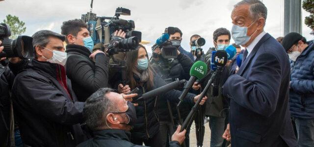 Marcelo et Journalistes