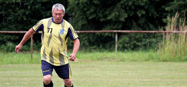 Sportif âgé