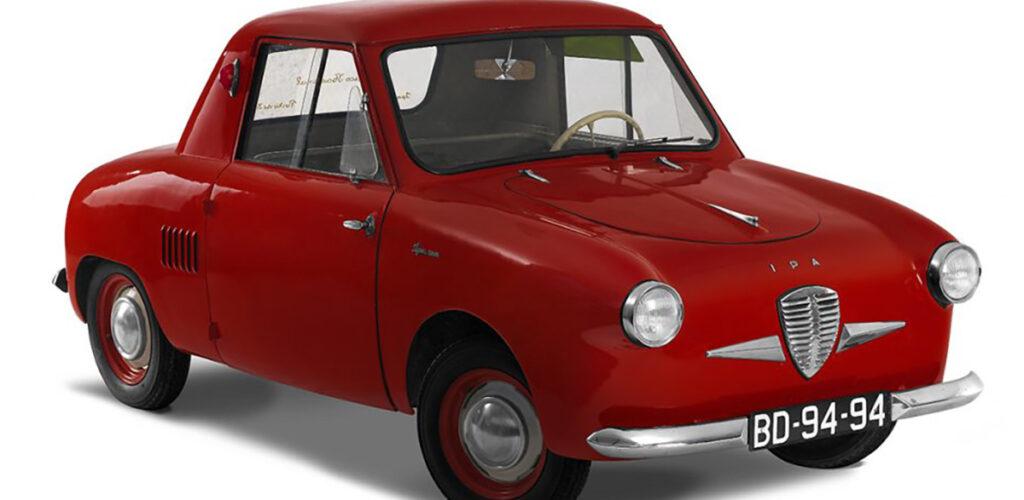 IPA 300, voiture portugaise