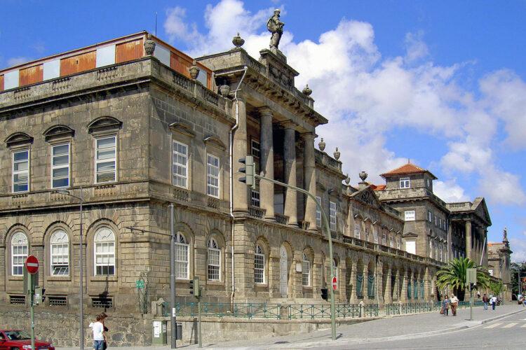 Hôpital de Santo António, Porto
