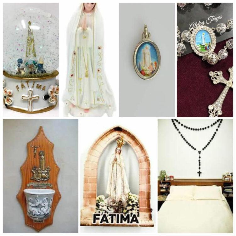 souvenirs de Fatima